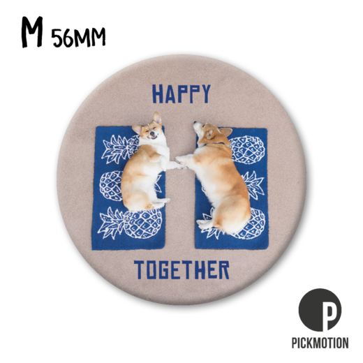 Magneetti Pickmotion - Happy together