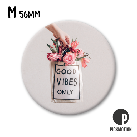 Magneetti Pickmotion - Good vibes only