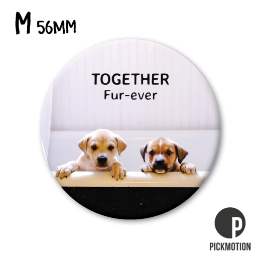 Magneetti Pickmotion - Together fur-ever