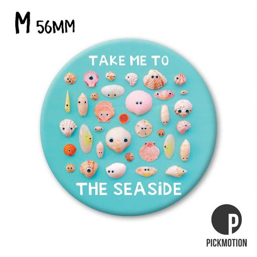 Magneetti Pickmotion - Take me to the seaside