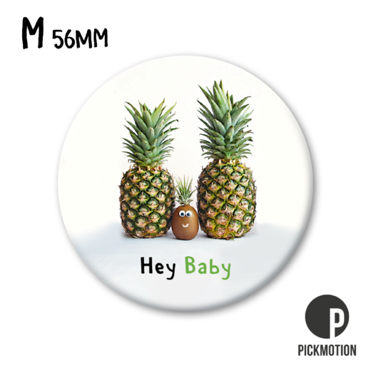 Magneetti Pickmotion - Hey Baby