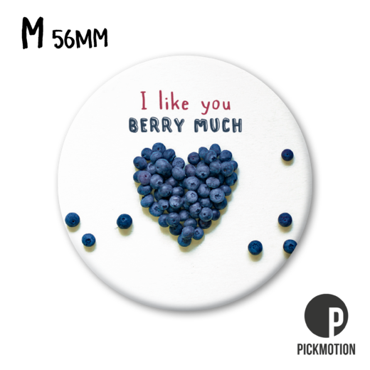 Magneetti Pickmotion - I like you berry much