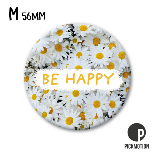 Magneetti Pickmotion - Be happy