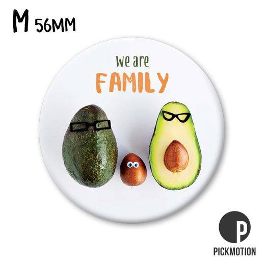 Magneetti Pickmotion - We are family
